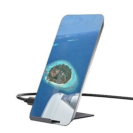 Amazon.com: Cargador inalámbrico de 10 W y receptor ...