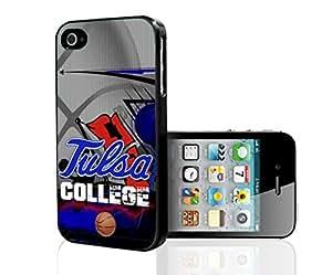 Tulsa Golden Hurricane College Basketball Sports Hard Snap on Phone Case (iPhone 5/5s)
