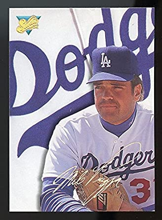 c64a8aa8c 1993 studio  201 MIKE PIAZZA los angeles dodgers ROOKIE card - Mint  Condition Ships in