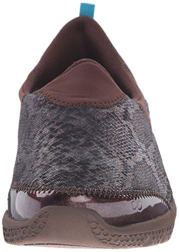 Ryka Sneaker À Enfiler Henley Femme Bronze / Brique Rouge