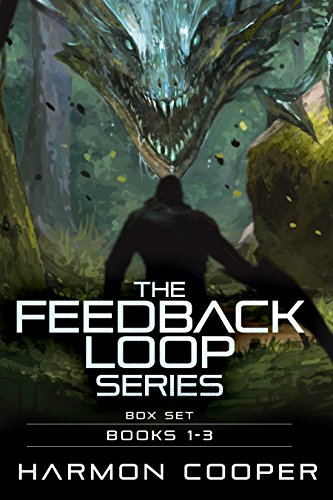 Ascend Collection - The Feedback Loop (Books 1-3): A Sci-Fi LitRPG Series (The Feedback Loop Box Set)