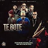 Kyпить Te Boté [Explicit] (Remix) на Amazon.com