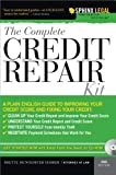 img - for The Complete Credit Repair Kit (Complete . . . Kit) by Brette McWhorter Sember (2008-11-01) book / textbook / text book