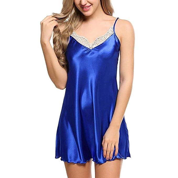 Conjuntos de Lencería Erotica Mujer Lencería Sexy Mujer Encaje Especia G-Gtring Vestidos de Tirantes