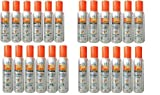 Avon SSS Skin So Soft Bug Guard Plus Picaridin Aerosol Spray Can case lot of 24