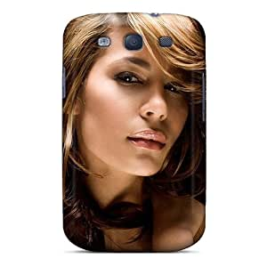 Awesome Karima Adebibe Flip Case With Fashion Design For Galaxy S3