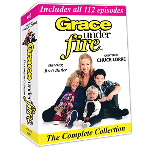 Fire Rated Collection - Grace Under Fire//The Complete Collection