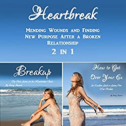 Heartbreak: Mending Wounds and Finding New Purpose After a Broken Relationship 2 in 1