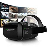 3D VR Headset, Yove 3D Virtual Reality Headset with...