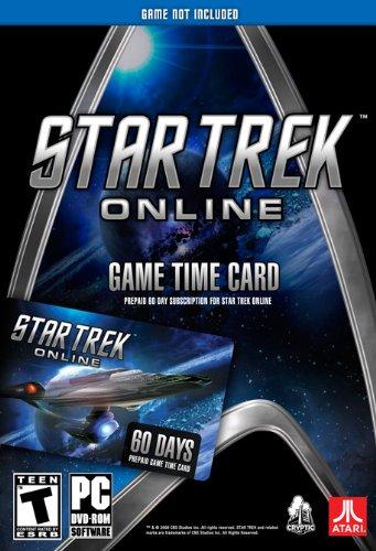 Star Trek Online Timecard - PC -