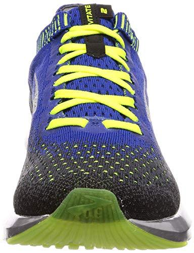 Homme Chaussures nightlife Levitate blue De 2 Brooks 069 Running Noir black wafHqXn1