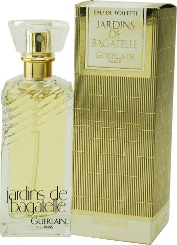 Jardins De Bagatelle By Guerlain For Women. Eau De Toilette Spray 2 Ounces ()