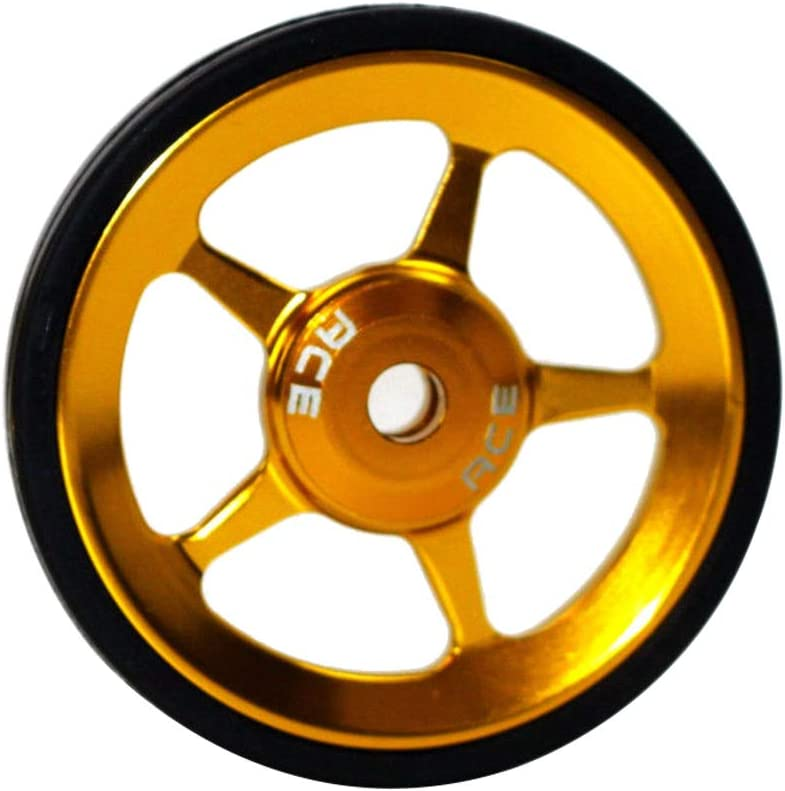 ACRZ Lot de 2 roues ultra l/ég/ères pour Brompton