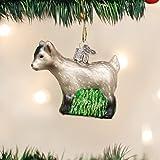 Old World Christmas Pygmy Goat Glass Blown Ornament