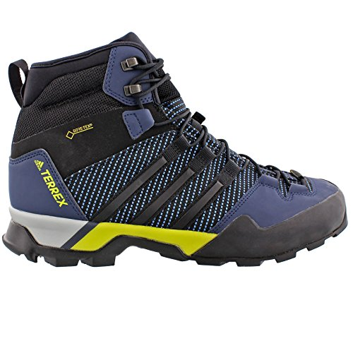 - adidas Outdoor Terrex Scope High GTX Hiking Boot - Men's Core Blue/Black/Collegiate Navy, 11.5