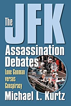 jfk lone gunman A new book about the assassination of president john f kennedy claims to 'blow the conspiracy theories out of the water' by proving that lee harvey oswald was the lone gunman.