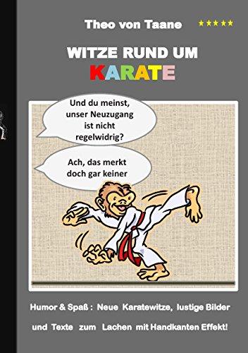 Amazoncom Witze Rund Um Karate Humor Spaß Neue Karatewitze