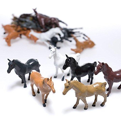 Fun Express Vinyl Plastic Horses product image