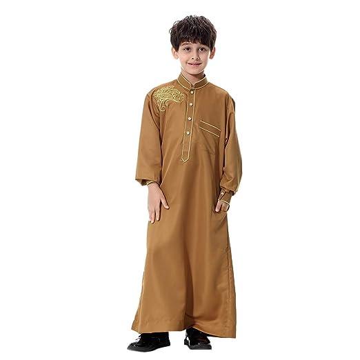 Amazon.com: Muslim Boys Clothing,TOOPOOT 2019 New Boys ...