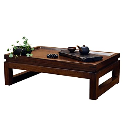 Amazon.com: Coffee Tables Living Room Furniture Wooden ...