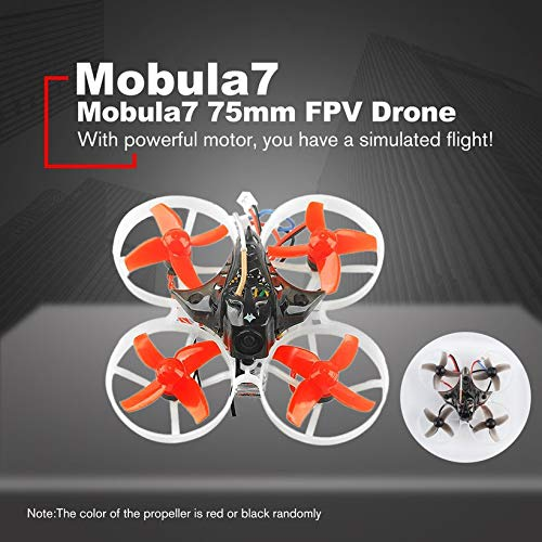Wikiwand Happymodel Mobula7 75mm 2S Brushless Whoop FPV Racing Drone Standard Version by Wikiwand (Image #3)