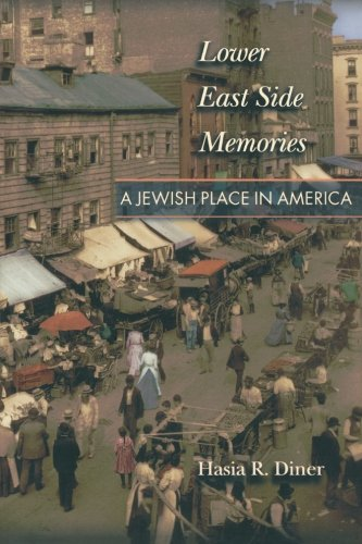 Lower East Side Memories  A Jewish Place In America