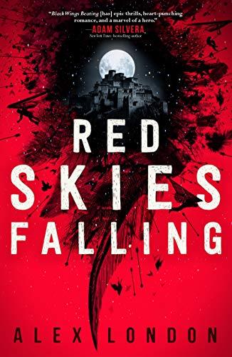 Red Skies Falling (The Skybound Saga)