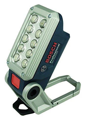 Bosch GLI DeciLED Akku Lampe 10, 8 V-LI ----Solo---- ohne Akku und Ladegerä t