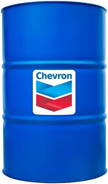 Chevron Rando HD ISO 68 - Anti desgaste hidráulico aceite líquido ...