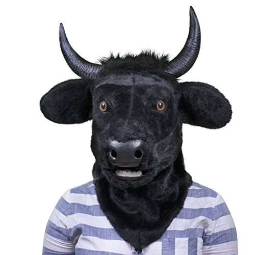 Thumbsup UK, Bull Mask Costume ()