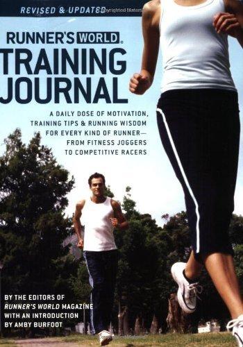 Runner's World Training Journal [Spiral-bound]