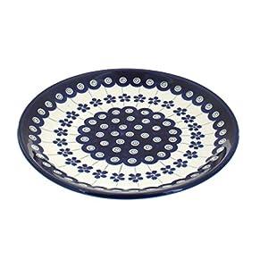 Bunzlaueur Keramik Assiette authentique Décor 166a Ø 19 cm