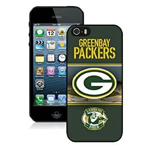 WOW Sports Green Bay Packers NFL Iphone 5/5S Hard Case for Sport Fans, NFL Team Iphone 5, 5S Covers