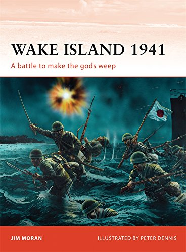 Wake Island 1941: A battle to make the gods weep (Campaign) ()