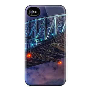 Defender Cases For Iphone 6, Gorgeous Sydney Bay Bridge Pattern