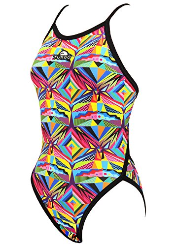 Turbo Etno Cool Swimsuit - Womens 36