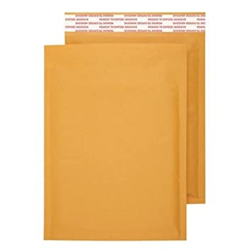 """200 #3 8.5x14.5 Kraft Bubble Mailers Self Seal Padded Envelopes 8.5/"""" x 14.5/"""""""