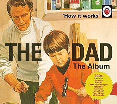 1af6231e0ef How It Works  The Dad  The Album  Amazon.co.uk  Music