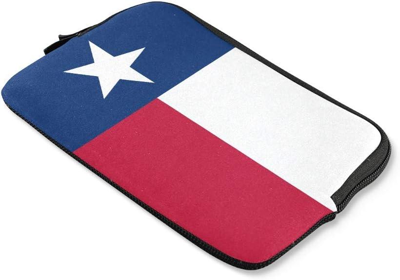 Texas Flag iPad 7.9 Inch Funda de Manga Tablet Bolsa de Viaje Suave a Prueba de Golpes Cremallera de Neopreno Bolsa de Organizador de Tableta para iPad Mini: Amazon.es: Electrónica
