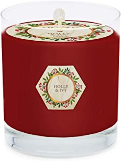 product image for Root Candles Single Wick Scented Beeswax Blend Candle, 8-Ounce, Holly & Ivy