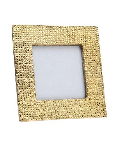 Godinger Embosses Photo Frame Gold - Godinger Photo Frame
