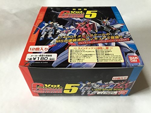 Bandai Gundam Collection Vol 5, 1/400 Scale
