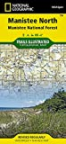 Manistee North [Manistee National Forest] (National Geographic Trails Illustrated Map)