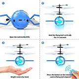 CUKU Flying Toy Ball,Infrared Induction UFO RC