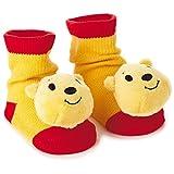 Winnie the Pooh itty bittys Baby Rattle Socks