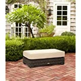 northshore patio ottomancoffee table in harvest stock by brown jordan brown jordan northshore patio furniture