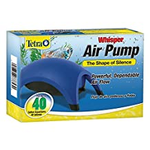 Tetra Whisper Air Pump, 40-Gallon,Efficient and easy to use, New by Tetra