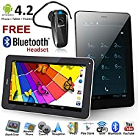 inDigi® 7 Android 4.2 Tablet PC + SmartPhone 2-in-1 UNLOCKED! AT&T / T-Mobile