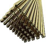 KKmoon 50PCS Brass Welding Brazing Rods Electrode