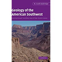 Geology of the American Southwest: A Journey through Two Billion Years of Plate-Tectonic History